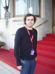Marco Martins (director de ALICE)