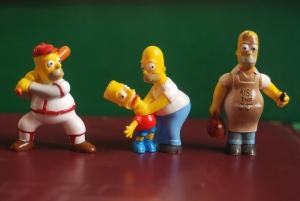 Homero & pequeño demonio RSA