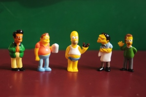 Homero & Amigos by RSA