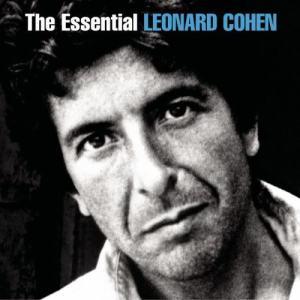 tapa disco de Leonard Cohen