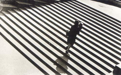 Escaleras, 1930 Rodchenko