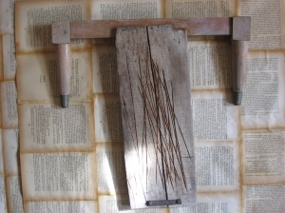Fragmento Instalación Fijman. S.I.Agliano