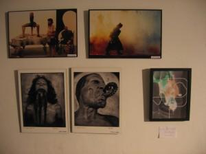 Fotos de una exposición