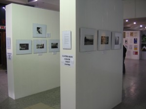 Fotos Estenopeicas del Taller del Frente de Artistas