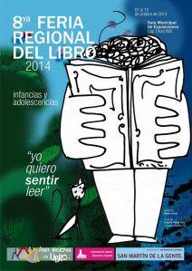 Afiche Feria Libro SMA